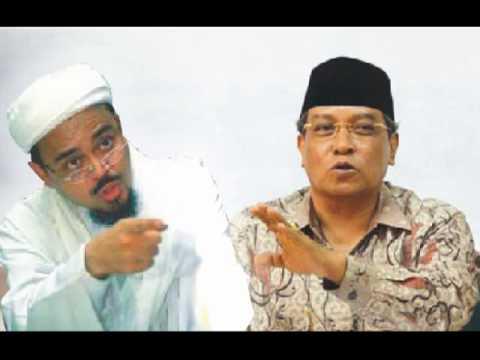Said Agil [ketua NU] VS Habib Rizieq [ketua FPI]