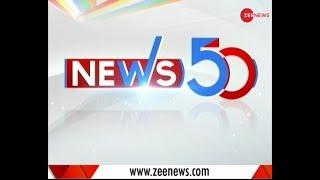 News 50: Kamal Nath to swear-in as Madhya Pradesh CM today; Watch top news headlines