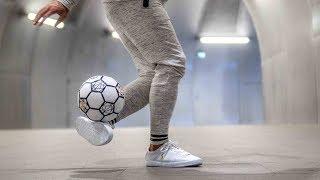 The Most Beautiful Football/Futsal Freestyle Skills & Tricks ★ #1
