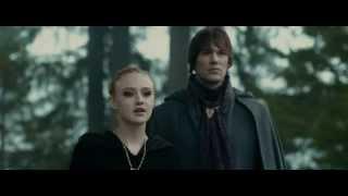Eclipse - Jacob gets hurt and Volturi show up