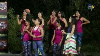 Madalsa Sharma Huge Cleavage show in Telugu TV Realty Show