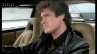 Knight Rider movie starring David Hasselhoff. (Fan made trailer 2009)