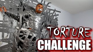 INSANE DUCT TAPE TORTURE CHALLENGE!!