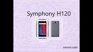 Symphony H120 unboxing & hands on review