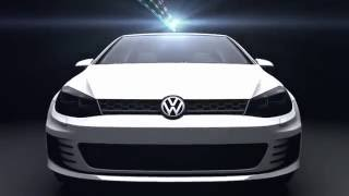 2016 VW Golf w/HD Radio™ Technology