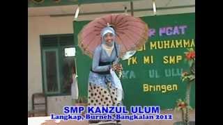 Drama Komedi Cinderella SMP KANZUL ULUM 2012 bag 1