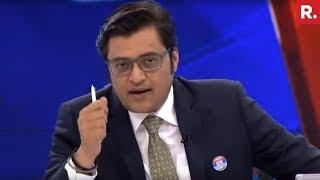 "Rahul Gandhi A ""Mughal Emperor"" ? | The Debate With Arnab Goswami"