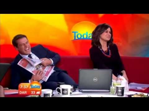 Today Show Funny Bits Part 36. Shake Your Ron Ron