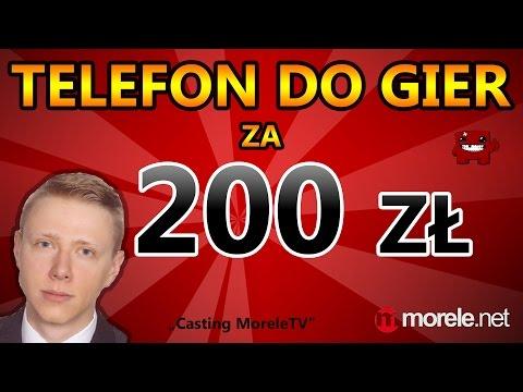 Telefon do Gier za 200zł! -