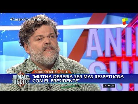 Alfredo Casero en