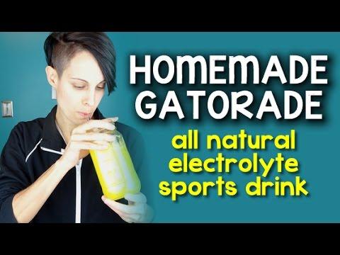 Xxx Mp4 Homemade Gatorade Recipe DIY Sports Drink For Electrolyte Recovery Vegan 3gp Sex