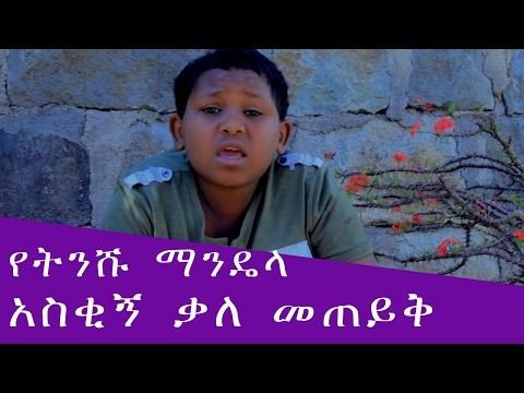Xxx Mp4 ETHIOPIA Funny Interview With Little Mandela 3gp Sex