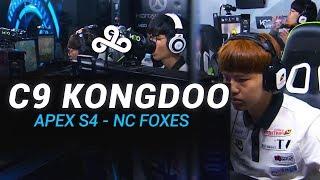C9 OW   C9 Kongdoo vs NC Foxes - APEX S4