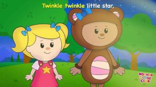Twinkle Twinkle Little Star   Star Meets New Friends   Mother Goose Club Kid Songs and Baby Songs