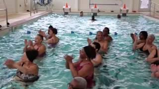 Alanna's Water Aerobics Class