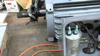 Single-Phase AC Induction Motor Explanation - GE Farm Motor