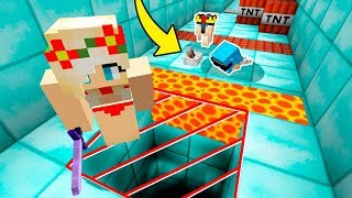 BEBE TROLLINO TROLLEA A CHICA SEXY (Minecraft Troll)