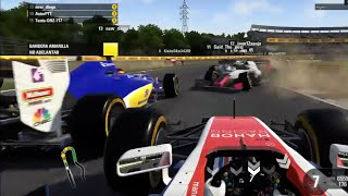 CARRERAS en DIRECTO F1 2016 PS4 ONLINE #02 | SrPetete