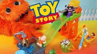 Toy Story Cambiadores de color y diapositivas n Surprise Playset Color Shifters Disney Pixar