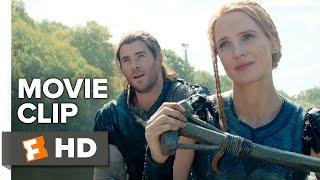 The Huntsman: Winter's War Movie CLIP - Canoe (2016) - Chris Hemsworth, Jessica Chastain Movie HD