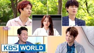 Entertainment Weekly | 연예가중계 - Roy Kim, Joo Won, CNU (B1A4) [ENG/中文字幕/2017.05.08]