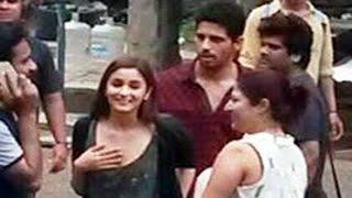 Kapoor And Sons - Alia Bhatt And Siddharth Malhotra Behind The Scenes