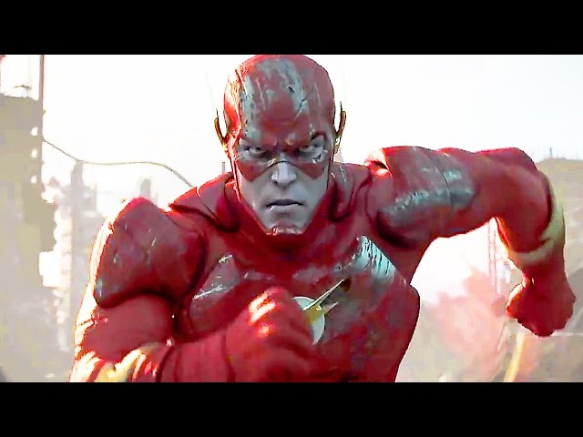 INJUSTICE 2 All Story Cinematic Trailer (Justice League 2017)