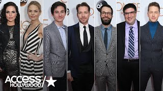 'Once Upon A Time' Stars: When They Realized Their Show Was A Hit | Access Hollywood