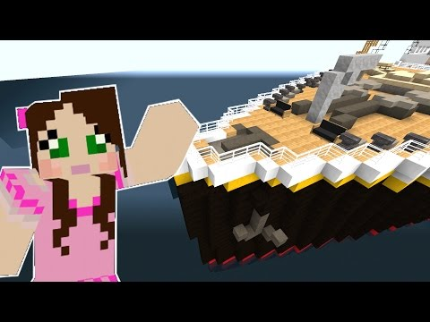 Xxx Mp4 Minecraft TITANIC MOVIE THE SHIP IS SINKING Custom Roleplay 4 3gp Sex