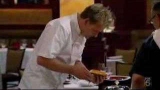 Hell's Kitchen US Season 4 Episode 1 - Hen in a Pumpkin