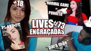 PAOLA BUZZONE NA PLAYBOY?, APANHANDO DA MÃE NA LIVE E MAIS   LIVES ENGRAÇADAS #73