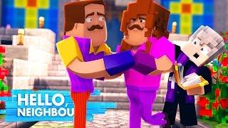 Minecraft - HELLO NEIGHBOUR GET