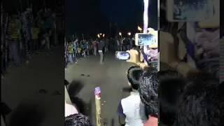 Best stunt of lathi in astipur moharram