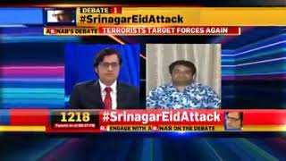 Get Out Of my show- Angry Arnab Goswamy