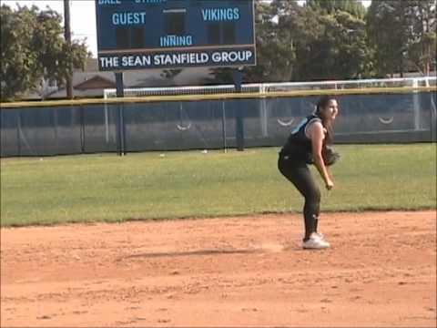 Katrina Herrera's Skills Video - 2014 P/SS/1B
