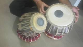 learn deepchandi taal on tabla lesson 68.
