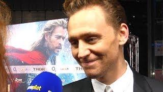 Hiddleston on bisexual Loki | moviepilot exclusive
