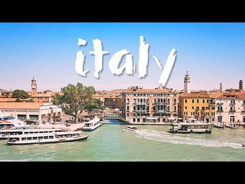 ITALY 10 PLACES YOU CAN T MISS Travel Guide