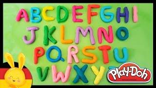 Das deutsche Alphabet auf kindgerechte Weise lernen - Learn alphabet in german -Titounis