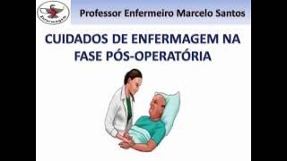 Enfermagem Cirúrgica - Pós Operatório e URPA