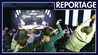 Ralph 2.0 - Reportage : Expérience interactive chez CGR Cinémas