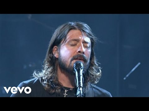 Foo Fighters - Everlong (Nissan Live Sets At Yahoo! Music)