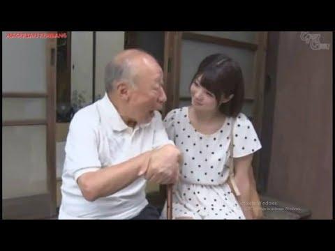 Kakek Sugiono Nunggu Maya Kawamura