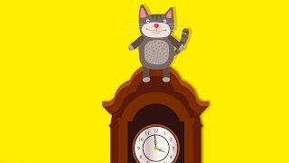 Hickory dickory dock Plus Lots More Nursery Rhymes | 55 Minutes Compilation
