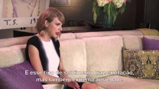Taylor Swift fala sobre