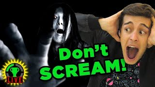 I Am So CREEPED OUT!   Try Not to Scream Challenge