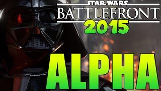 """Star Wars: """"Battlefront Alpha"""" - How To Get The Battlefront Closed Alpha!"""