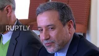 Iran: Iranian Deputy FM meets Russian counterpart for nuke deal talks