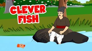 Clever Fish - English Stories For Kids | Moral Stories In English | Short Story In English