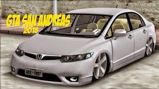 GTA san Honda Civic Aro 20 = MC Fezinho Patatyy - Pepeka Criminosa {2015}